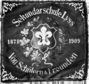 Verein der ehemaligen Schüler der Sekundarschule Lyss Logo